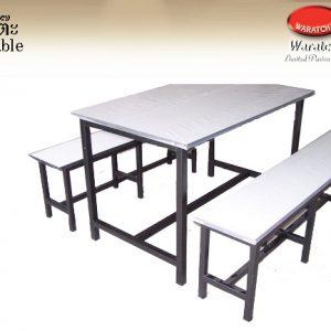 โต๊ะโรงอาหาร อนุบาล ประถม มัธยม